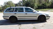 Аренда авто Skoda Octavia универсал,  2000 г.в.,  Бензин,  1, 6.
