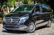 Микроавтобус Mercedes V класс