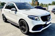 Внедорожник Mercedes-Benz GLE 2018