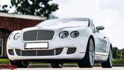 Bentley Continental GTC кабриолет