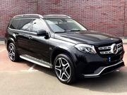 Внедорожник Mercedes GLS 63 AMG черный